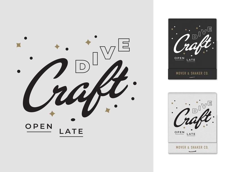 Dive Craft - V
