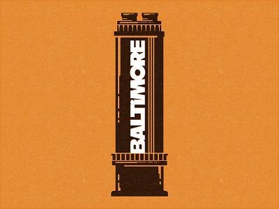 Weekly Warmup: Baltimore, MD dribbbleweeklywarmup hometown dribbble bmore baltimore