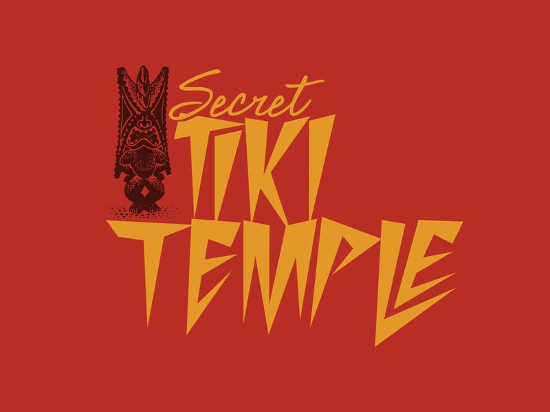 Secret Tiki Temple - Unused
