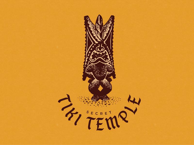 Secret Tiki Temple - II
