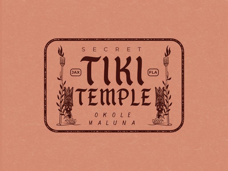 Secret Tiki Temple - III