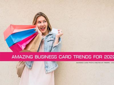 8 amazing business card trends for 2022 trendsdesgine trendsdesignhugger illustration design ux 2019 gsfxmentor branding logo motion graphics graphic design 3d animation ui