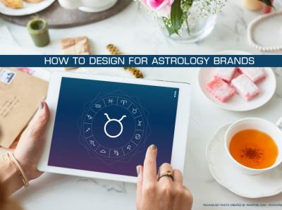 Astrology design: how to design for astrology brands trendsdesgine trendsdesignhugger motion graphics graphic design ui branding illustration design 3d 2019 logo ux gsfxmentor animation