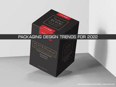 12 Dazzling Packaging Design Trends For 2022 trendsdesgine trendsdesignhugger motion graphics graphic design ui 3d branding illustration design 2019 logo ux gsfxmentor animation