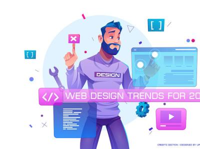 15 stunning web design trends for 2022 trendsdesgine trendsdesignhugger trends 2021 2022 motion graphics graphic design branding illustration design 3d 2019 logo ux ui gsfxmentor animation