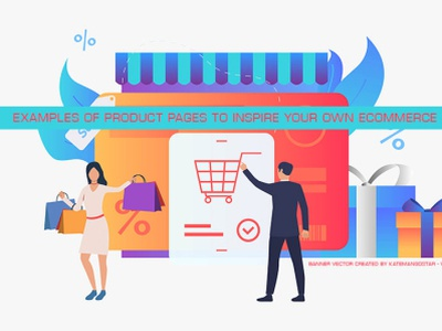 Examples of Product Pages to Inspire Your Own Ecommerce Store trendsdesgine trendsdesignhugger pages product motion graphics graphic design inspire store ecommerce ui branding illustration design 3d 2019 logo ux gsfxmentor animation