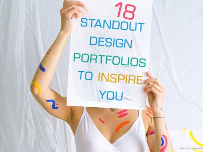 18 standout design portfolios to inspire you
