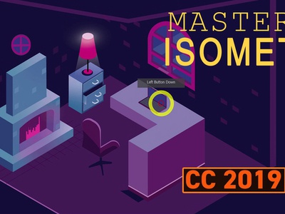 Adobe Illustrator Cc 2019 Isometric Tutorial