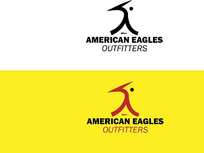 Eagle Outfitters vector illustration illustrator logodesign branding business logo logo design logo