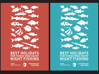 Promotional Posters for Sleepingfish