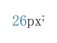 26px Logo
