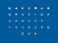 Trello Redesign Icon PSD Set