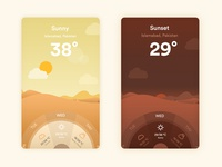 Winfo  - Weather App