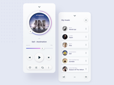 Music player #2