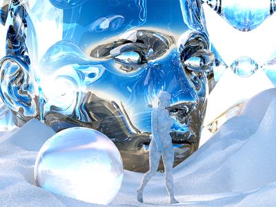 Ice path ❄️