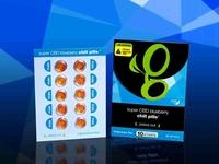 Super CBD Chill Pill Packaging