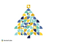 Serind Labs Holiday Card