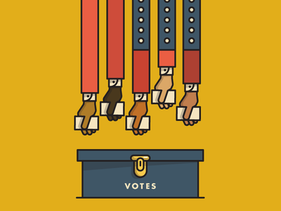 Right to Vote - #TodayinHistory August 6