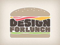 Design For Lunch Logo Concept