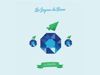 Blueberry jewel