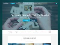 Visually Home Page