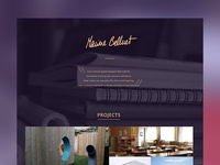 Marine Belluet Portfolio