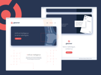 A.I for Radiologist Landing Page