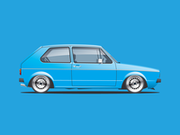 '76 VW Golf