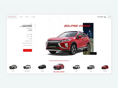POC for Colmobile web ux ui design