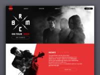 Brmc website tubik studio konst attach
