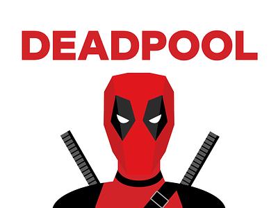 Deadpool (Sketch freebie) chimichanga cartoon movie anime flat deadpool