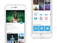 Visual Profile - Yuemey iOS App