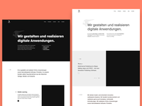 ID.on – Website – Redesign Exploration
