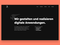 ID.on – Header – Redesign Exploration