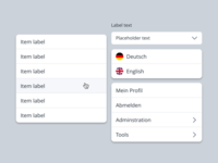Select and Dropdowns - Learning Platform