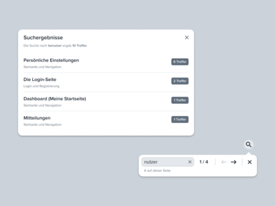 Search Result Controls 3 - Learning Platform