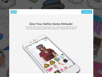 Super Cool Website