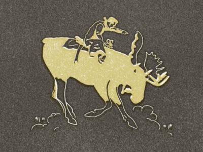 Alaskan Bull Ride
