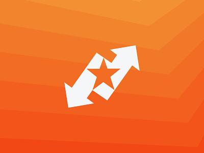 InterCambio Express - App Branding branding vector animation badge brand illustration