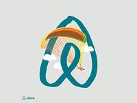 "Airbnb ""Create"" Illustrations"