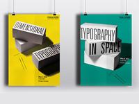 Paula Scher Poster Series