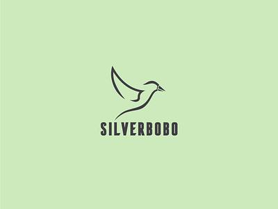 Silver Bobo Logo design bobo logo bird logo