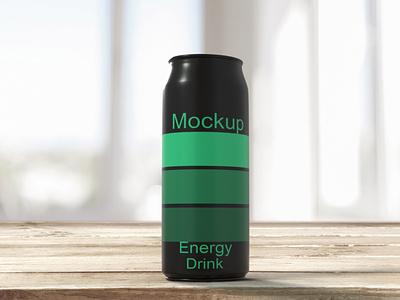 energy drink mockup app typography minimal icon branding illustration design vector graphic design art