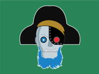 Robot Pirate reboot