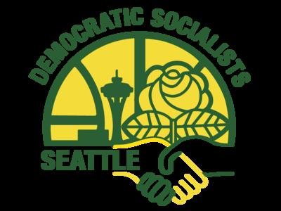 Seattle Democratic Socialists — Sonics logo
