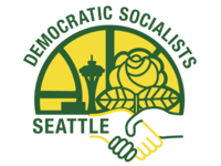 Seattle Democratic Socialists — Sonics logo
