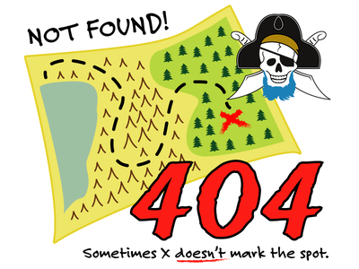DailyUI #008: 404 Page 404 dailyui