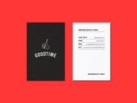 Goodtime Business Card