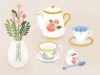 1/2 Afternoon Tea