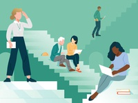 Workforce: education and hiring processes